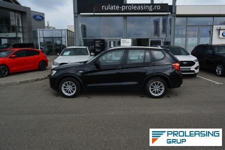 BMW X3 xDrive 20d - Auto Rulat Proleasing Motors