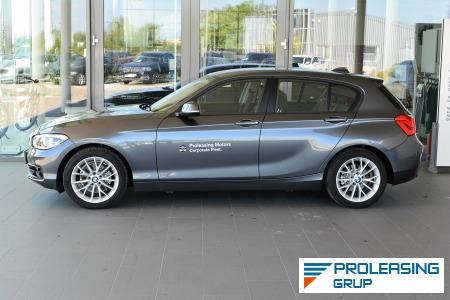 BMW 116d 5-doors - Auto Rulat Proleasing Motors