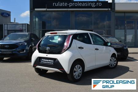 Toyota Aygo - Auto Rulat Proleasing Motors