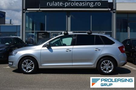 Skoda Rapid - Auto Rulat Proleasing Motors