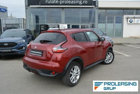 Nissan Juke - Auto Rulat Proleasing Motors