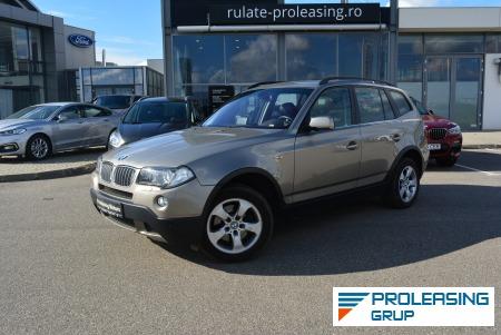 BMW X3 30d - Auto Rulat Proleasing Motors