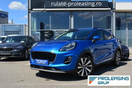 Ford Puma - Auto Rulat Proleasing Motors