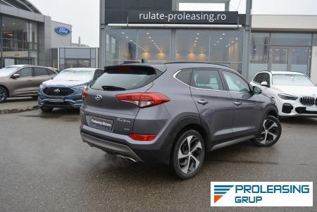 Hyundai Tucson - Auto Rulat Proleasing Motors